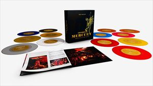 [送料無料] 輸入盤 FREDDIE MERCURY / MESSENGER OF THE GODS-THE SINGLES (LTD) [7inchX13]
