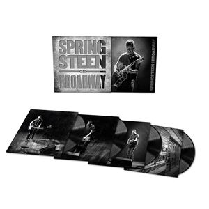 [送料無料] 輸入盤 BRUCE SPRINGSTEEN / SPRINGSTEEN ON BROADWAY (LTD) [4LP]