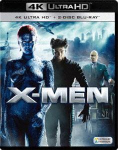 X-MEN 4K ULTRA HD Ultra Blu-ray 2Dブルーレイ アウトレット 誕生日プレゼント