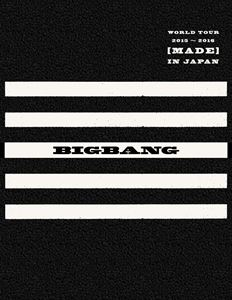 [送料無料] BIGBANG WORLD TOUR 2015~2016[MADE]IN JAPAN(初回生産限定) [Blu-ray]