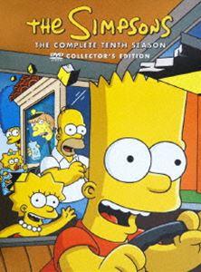 [送料無料] ザ・シンプソンズ シーズン10 DVDコレクターズBOX [DVD]