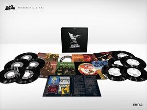 [送料無料] 輸入盤 BLACK SABBATH / SUPERSONIC YEARS: THE SEVENTIES SINGLES BOX SET (LTD) [7inchx10]