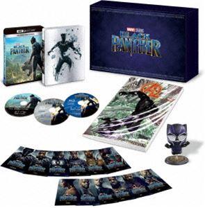 [送料無料] ブラックパンサー 4K UHD MovieNEX プレミアムBOX(数量限定) [Ultra HD Blu-ray]
