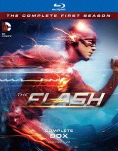 [送料無料] THE FLASH/フラッシュ〈ファースト・シーズン〉 コンプリート・ボックス [Blu-ray]