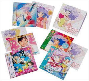 魔法の天使 クリィミーマミ サウンド・メモリアルBOX(5CD+DVD) [CD]