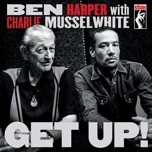 輸入盤 BEN HARPER 日本 CHARLIE CD ラッピング無料 UP GET MUSSELWHITE