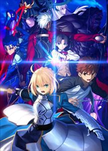 [送料無料] Fate/stay night[Unlimited Blade Works]Blu-ray Disc Box I(完全生産限定版) [Blu-ray]