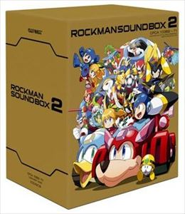 [送料無料] (ゲーム・ミュージック) ロックマン サウンドBOX 2 [CD]