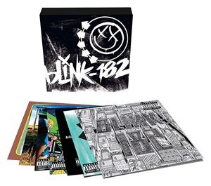 [送料無料] 輸入盤 BLINK 182 / VINYL BOXED SET [10LP]