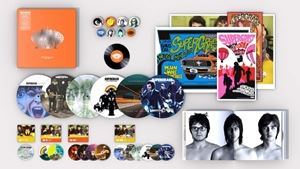 [送料無料] 輸入盤 SUPERGRASS / STRANGE ONES: 1994-2008 (DELUXE BOX SET) (LTD) [6LP+13CD+7inch]