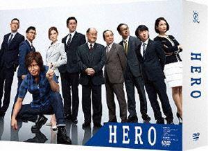 HERO DVD-BOX(2014年7月放送) [DVD]