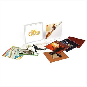 [送料無料] 輸入盤 ERIC CLAPTON / STUDIO ALBUM COLLECTION (LTD) [9LP]