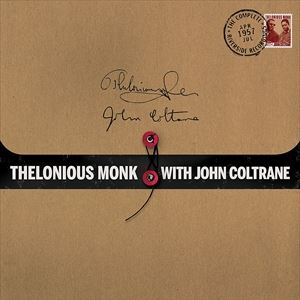 [送料無料] 輸入盤 THELONIOUS MONK & JOHN COLTRANE / COMPLETE 1957 RIVERSIDE RECORDINGS [3LP]