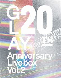 [送料無料] GLAY/GLAY 20th Anniversary LIVE BOX VOL.2 [Blu-ray]