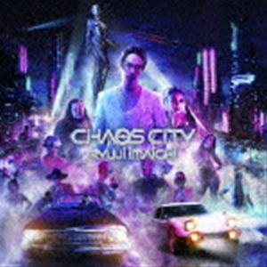今市隆二 CHAOS CITY 信頼 Blu-ray 初回生産限定盤 CD 新作 大人気