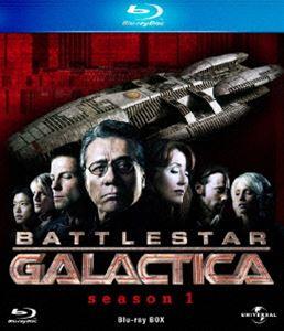 [送料無料] GALACTICA/ギャラクティカ シーズン1 ブルーレイBOX [Blu-ray]