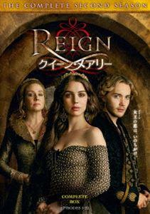 REIGN/クイーン・メアリー〈セカンド・シーズン〉 コンプリート・ボックス [DVD]