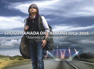 """浜田省吾/SHOGO HAMADA ON THE ROAD 2015-2016""""Journey of a Songwriter""""(完全生産限定盤) [DVD]"""