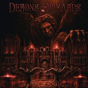[送料無料] 輸入盤 DEMONS & WIZARDS / III (DELUXE) (LTD) [2LP+7inch+CD]