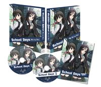 [送料無料] School Days Blu-ray BOX [Blu-ray]