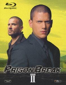 [送料無料] プリズン・ブレイク シーズンII ブルーレイBOX [Blu-ray]