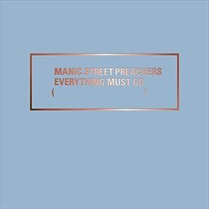 [送料無料] 輸入盤 MANIC STREET PREACHERS / EVERYTHING MUST GO 20 [2CD+2DVD+LP]