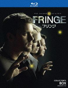 [送料無料] FRINGE/フリンジ〈セカンド・シーズン〉 コレクターズ・ボックス [Blu-ray]