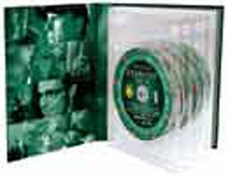 [送料無料] スターゲイト SG-1 シーズン3 DVD The Complete BOX 1 [DVD]