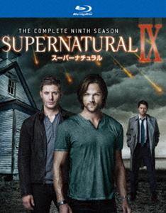[送料無料] SUPERNATURAL IX〈ナイン・シーズン〉 コンプリート・ボックス [Blu-ray]