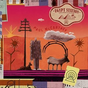 [送料無料] 輸入盤 PAUL MCCARTNEY / EGYPT STATION (EXPLORER'S EDITION) (LTD) [3LP]