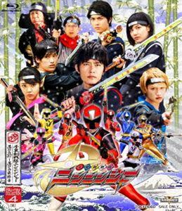 [送料無料] スーパー戦隊シリーズ 手裏剣戦隊ニンニンジャー Blu-ray COLLECTION 4 [Blu-ray]