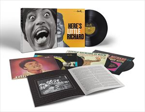 [送料無料] 輸入盤 LITTLE RICHARD / MONO BOX : THE COMPLETE SPECIALTY AND VEE-JAY ALBUMS (LTD) [5LP]