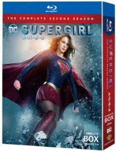 [送料無料] SUPERGIRL/スーパーガール〈セカンド・シーズン〉 ブルーレイ コンプリート・ボックス [Blu-ray]