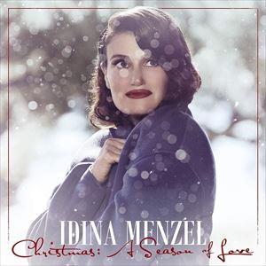 [送料無料] 輸入盤 IDINA MENZEL / CHRISTMAS: A SEASON OF LOVE [2LP]