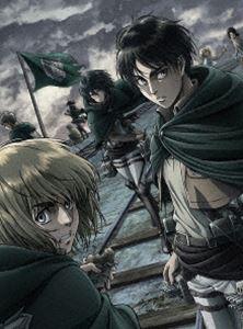 [送料無料] TVアニメ「進撃の巨人」Season2 Vol.1 [Blu-ray]