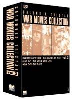 [送料無料] COLUMBIA TRISTAR WAR MOVIES COLLECTION Vol.3 希望への戦い編 [DVD]
