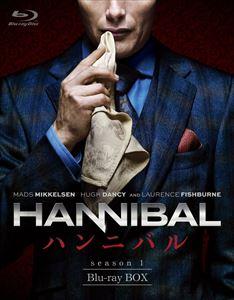 [送料無料] HANNIBAL/ハンニバル Blu-ray-BOX [Blu-ray]