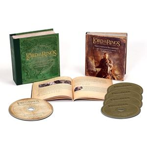 [送料無料] 輸入盤 O.S.T. / LORD OF THE RINGS: THE RETURN OF THE KING : THE COMPLETE RECORDINGS (LTD) [4CD+BLU-RAY]