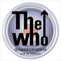 [送料無料] 輸入盤 WHO / QUADROPHENIA : LIVE IN LONDON (SUPER DLX)(LTD) [BLU-RAY+DVD+2CD+BLU-RAY AUDIO]