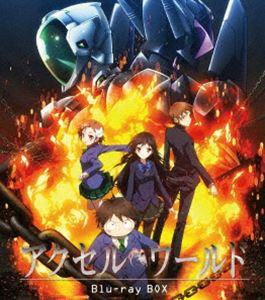 [送料無料] アクセル・ワールド Blu-ray BOX〈スペシャルプライス版〉 [Blu-ray]