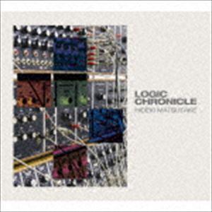 松武秀樹 ロジック クロニクル 全品最安値に挑戦 Blu-specCD2 CD ◆セール特価品◆