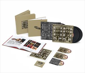 [送料無料] 輸入盤 LED ZEPPELIN / PHYSICAL GRAFFITI (SUPER DLX/LTD) (REMASTER) [3CD+3LP]