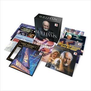 [送料無料] 輸入盤 JOHN WILLIAMS / JOHN WILLIAMS CONDUCTOR [20CD]