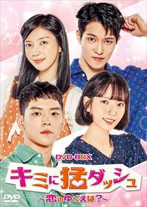 [送料無料] キミに猛ダッシュ~恋のゆくえは?~ DVD-BOX [DVD]