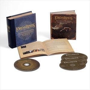 [送料無料] 輸入盤 O.S.T. / LORD OF THE RINGS : THE TWO TOWERS : COMPLETE RECORDINGS (LTD) [3CD+BLU-RAY]