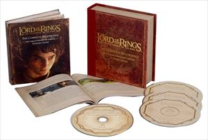 [送料無料] 輸入盤 O.S.T. / LORD OF THE RINGS: THE FELLOWSHIP OF THE RING (LTD) [3CD+BLU-RAY AUDIO]
