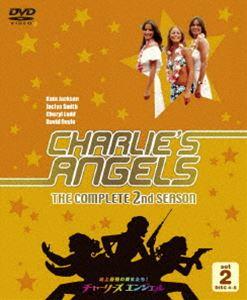 賜物 地上最強の美女たち チャーリーズ 内祝い エンジェル コンプリート2ndシーズン セット2 DVD