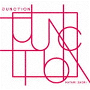 [送料無料] 早見沙織 / JUNCTION(CD+Blu-ray) [CD]