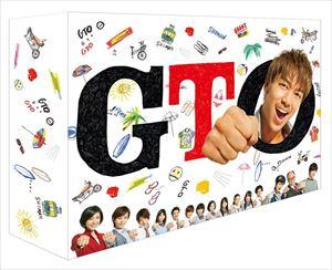 [送料無料] GTO(2014) DVD-BOX [DVD]