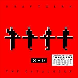 [送料無料] 輸入盤 KRAFTWERK / 3-D THE CATALOGUE [4BLU-RAY]